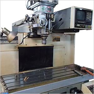 光明金型製作所 所有の加工機械 NCフライス