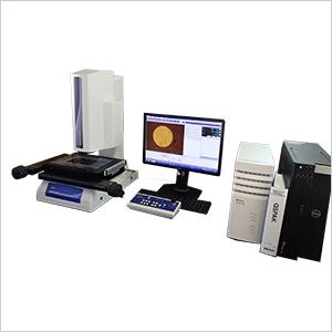 光明金型製作所 所有する検査機器 画像測定器
