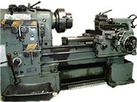 光明金型製作所 所有する工作機器 フライス盤・汎用旋盤
