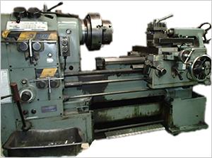 光明金型製作所 所有する加工機械 汎用旋盤